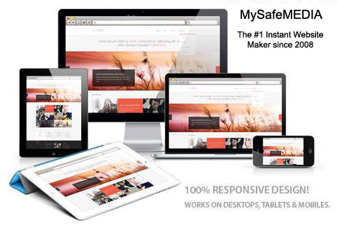 free website maker, MySafeMEDIA